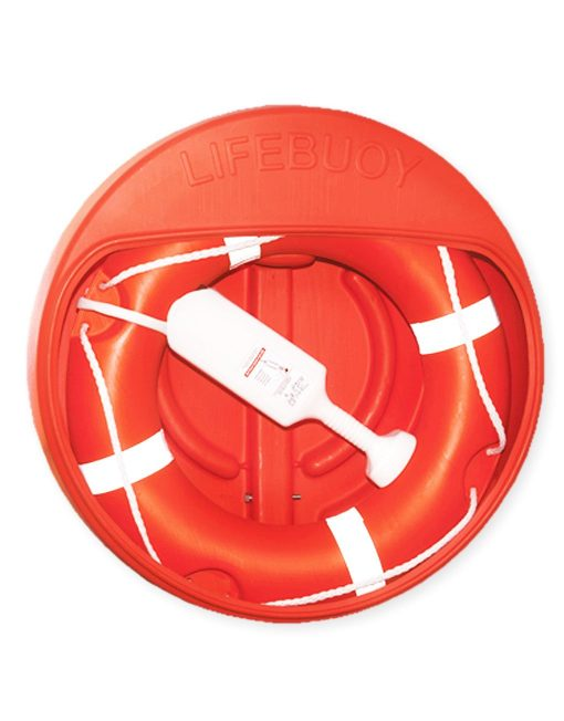 Life Buoy Housing with life Ring Image