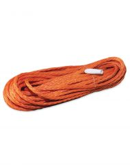 Floating Rope image 30m in bright orange